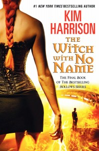LitStack Review: The Witch With No Name by Kim Harrison