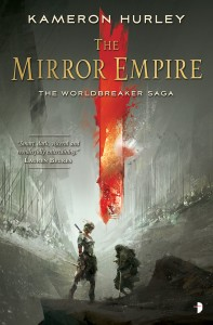 LitStack Review: The Mirror Empire by Kameron Hurley