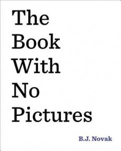 Flash Review – The Book With No Pictures