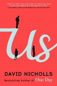Flash Review – Us by David Nicholls