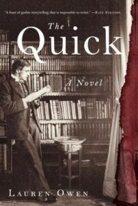 LitStack Recs: The Custom of the Country &  The Quick