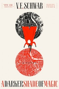 LitStack Review:   A Darker Shade of Magic by V. E. Schwab