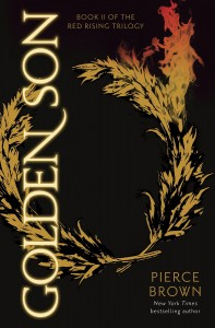 LitStack Review:  Golden Son by Pierce Brown