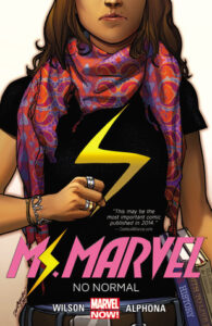 LitStack Recs: Home Comforts & Ms. Marvel