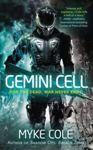 LitStack Review: Gemini Cell by Myke Cole