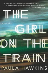 LitStack Review:  The Girl on the Train by Paula Hawkins