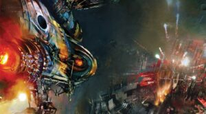 LitStack Review:  Nemesis Games by James S. A. Corey