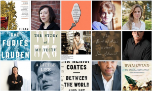 Finalists of the 2015 Kirkus Prize Announced