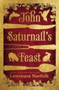2016 Pushcart Prize XL: Best of the Small Presses & John Saturnall's Feast