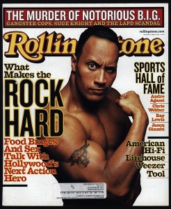 rolling stone the rock