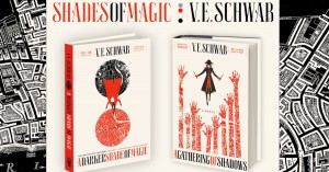 LitStack Review:  A Gathering of Shadows by V. E. Schwab