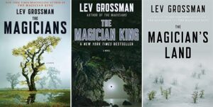 LitStack Rec: The Custom of the Country & The Magicians Trilogy