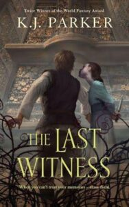LitStack Rec: The Empty Family & The Last Witness