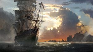 LitStack Review:  The Nature of a Pirate by A. M. Dellamonica