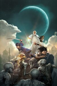 LitStack Review: Throne of the Crescent Moon by Saladin Ahmed