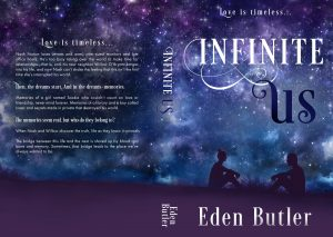 Release Blitz: Infinite Us by Eden Butler