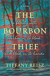 Featured Author Review: The Bourbon Thief by Tiffany Reisz