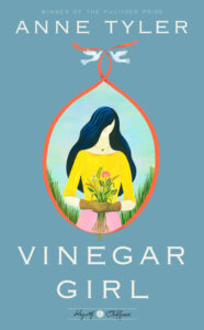 Litstack Rec: Blood Will Out & Vinegar Girl