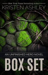 Featured Author Review: Unfinished Hero by Kristen Ashley