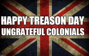 Happy Independence Day, Fellow Colonists!