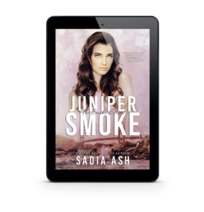 12/31/18: December Giveaway – Juniper Smoke by Sadia Ash