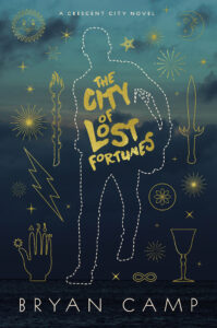 12/19/18: December Giveaway: The City of Lost Fortunes by Bryan Camp