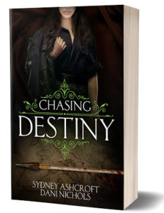 12/10/18 – December Giveaway: Chasing Destiny by Sydney Ashcroft and Dani Nichols
