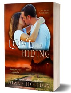 12/6/18 – December Giveaway: Love in Hiding by Diane Holiday