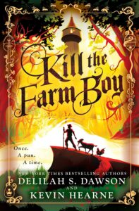 12/19/18: December Giveaway – Kill the Farm Boy: The Tales of Pell by Kevin Hearne  &  Delilah S. Dawson