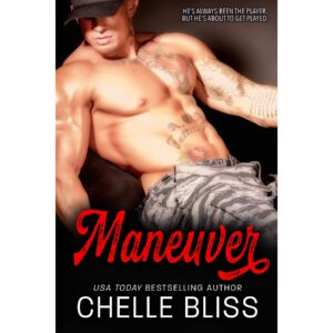 12/7/18 – December Giveaway: Maneuver by Chelle Bliss