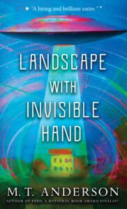 LitStack Rec: This Boy's Life and Landscape With Invisible Hand